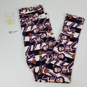 Lularoe OS Legging Women One Size Halloween